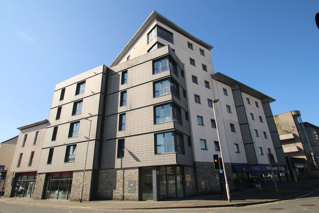 Thumbnail Flat for sale in Lockyers Quay, Plymouth