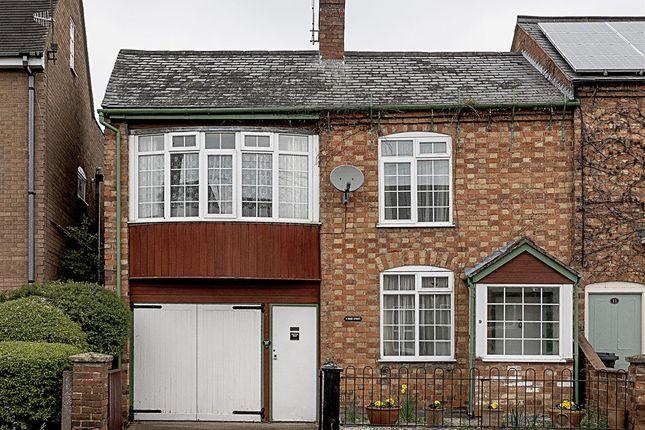 Thumbnail Semi-detached house for sale in Main Street, Tiddington, Stratford-Upon-Avon, Warwickshire