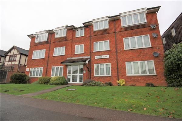 Thumbnail Flat for sale in Juniper Court, College Hill Road, Harrow Weald, Harrow