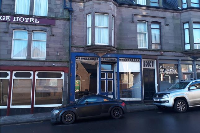 Thumbnail Retail premises for sale in 20 George Street, Montrose