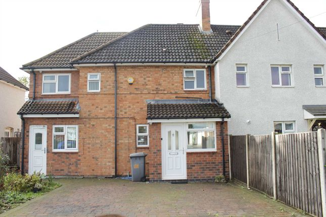 4 bed semi-detached house for sale in Gipsy Lane, Leicester LE4