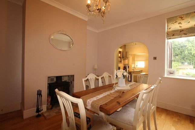 Dining Room of Holmesville Avenue, Congleton, Cheshire CW12