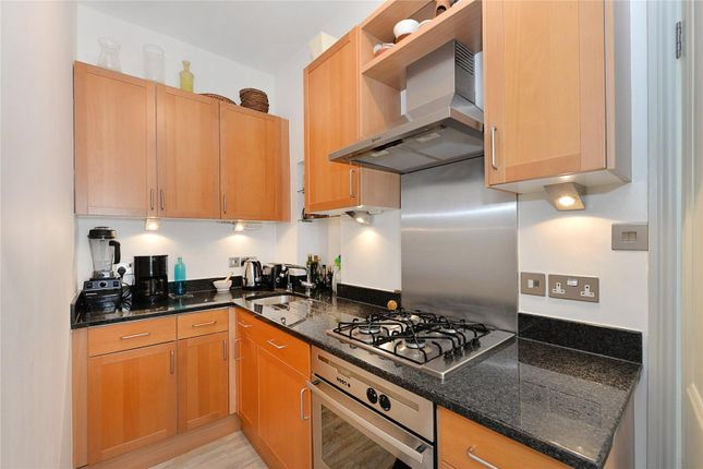 Kitchen of Queens Gate Gardens, South Kensington, London SW7