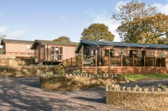 Lodge Park Two of Mertyn Downing Lane, Mostyn, Holywell, Flintshire CH8
