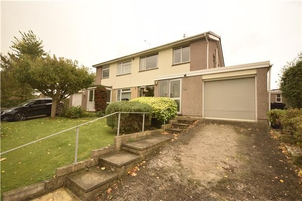 Thumbnail Semi-detached house for sale in Torridge Road, Keynsham, Bristol