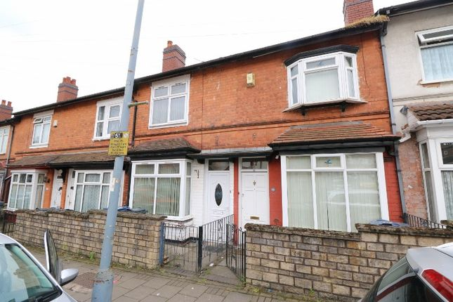 2 bed terraced house for sale in Victoria Road, Handsworth