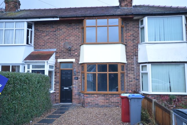 Thumbnail Terraced house to rent in Sunningdale Avenue, Blackpool