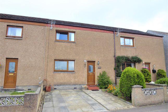 Thumbnail Terraced house for sale in Glenlossie Drive, Elgin