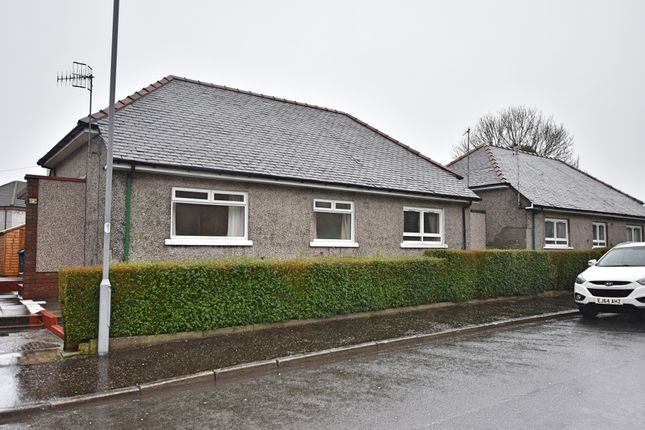 Thumbnail Semi-detached bungalow for sale in Fairrie Street, Greenock