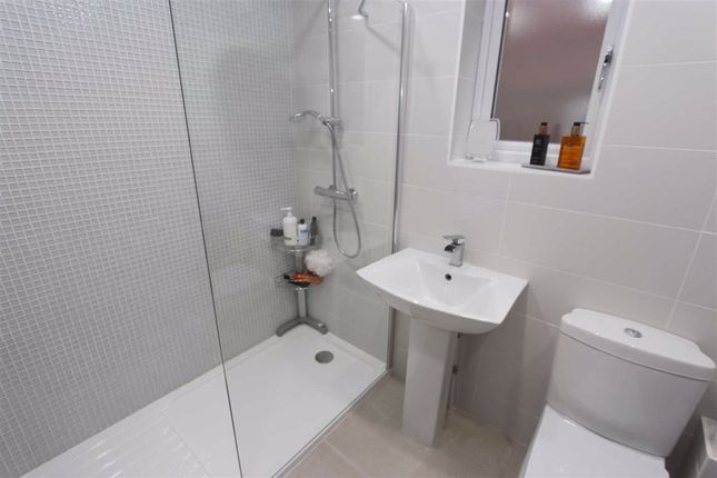 Shower Room of James Court, North Chingford, London E4