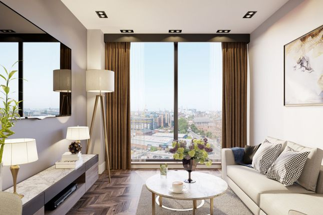 Thumbnail Flat for sale in Liverpool Waterfront Apartments, Greenland Street, Liverpool