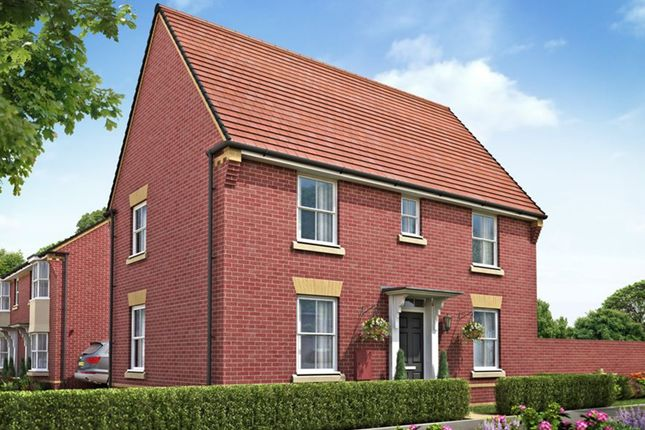 "Thumbnail Detached house for sale in ""Hadley"" at Sir Williams Lane, Aylsham, Norwich"