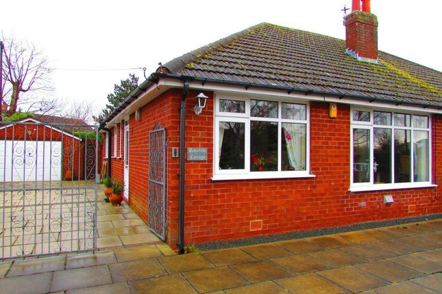 Thumbnail Bungalow to rent in School Road, Thornton-Cleveleys