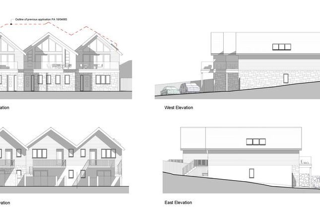 Thumbnail Terraced house for sale in Boskerris Crescent, Carbis Bay, St. Ives