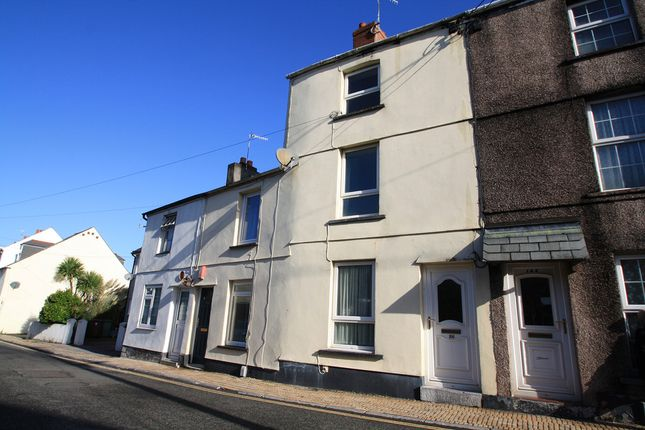 Thumbnail Terraced house for sale in 166 Plymstock Road, Oreston, Plymouth, Devon