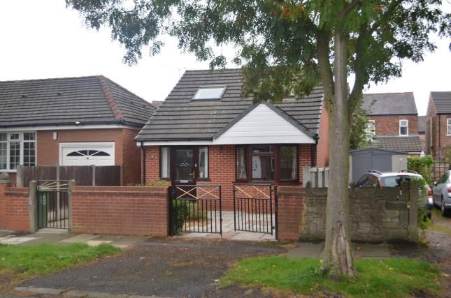 Thumbnail Bungalow for sale in Trevor Road, Urmston, Manchester, Greater Manchester
