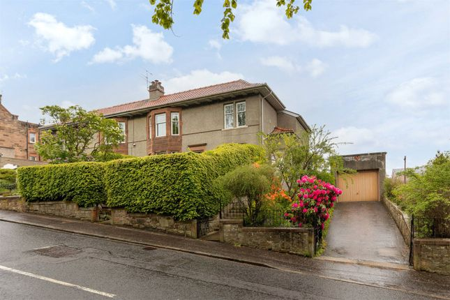 3 bed flat for sale in Clermiston Road, Corstorphine, Edinburgh EH12