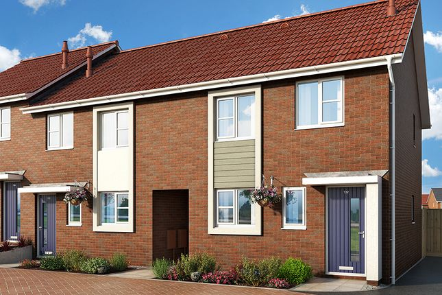 """Thumbnail Property for sale in """"The Larkspur At Meadow View, Shirebrook"""" at Brook Park East Road, Shirebrook, Mansfield"""