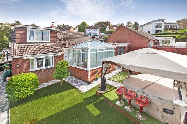 Thumbnail Detached house for sale in Kilbarran Rise, Exeter