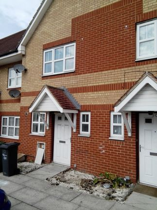 Thumbnail 2 bed terraced house for sale in Riverdale Close, Barking