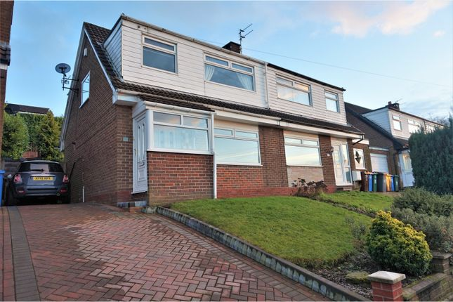 3 bed semi-detached house for sale in Rose Hill, Stalybridge