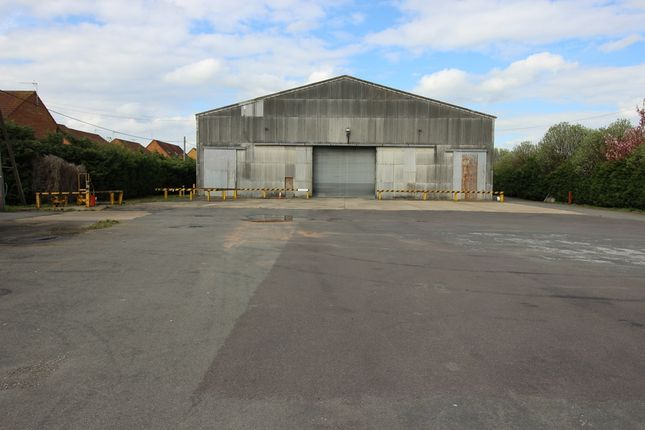 Industrial to let in West Road Industrial Estate, Billingborough