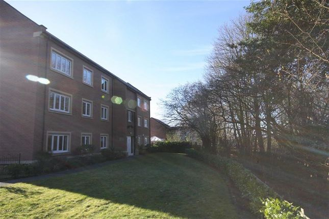 Thumbnail Flat to rent in Old Wood Close, Chorley, Lancashire