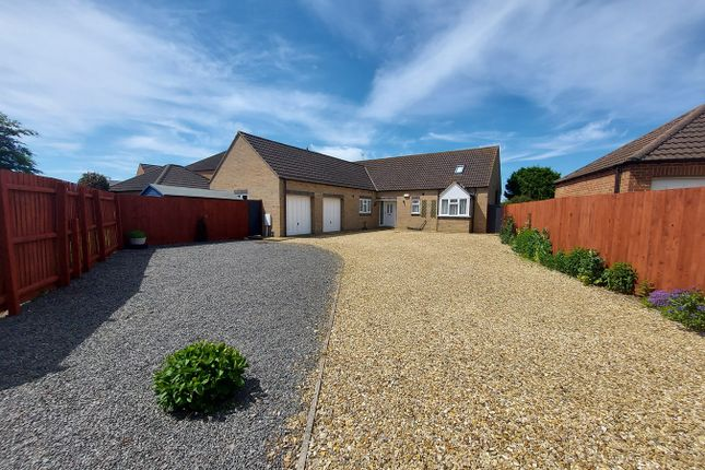 4 bed detached bungalow for sale in Ousemere Close, Billingborough NG34