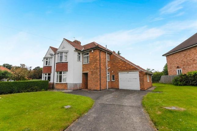 Thumbnail Semi-detached house for sale in Acomb Road, York
