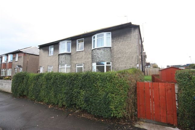 Thumbnail Flat to rent in Arbroath Avenue, Glasgow