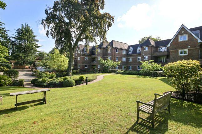 Thumbnail Flat for sale in Churchfields Avenue, Weybridge, Surrey