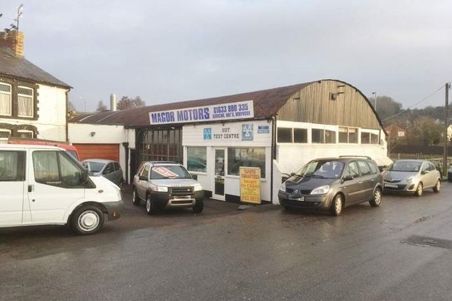 Thumbnail Parking/garage for sale in Magor, Caldicot