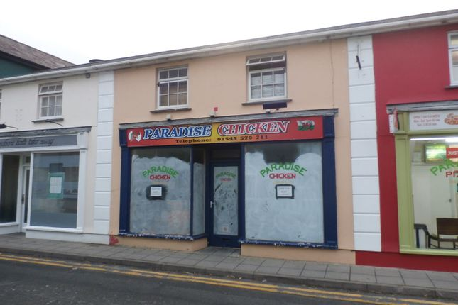 Thumbnail Commercial property for sale in Regent Street, Aberaeron