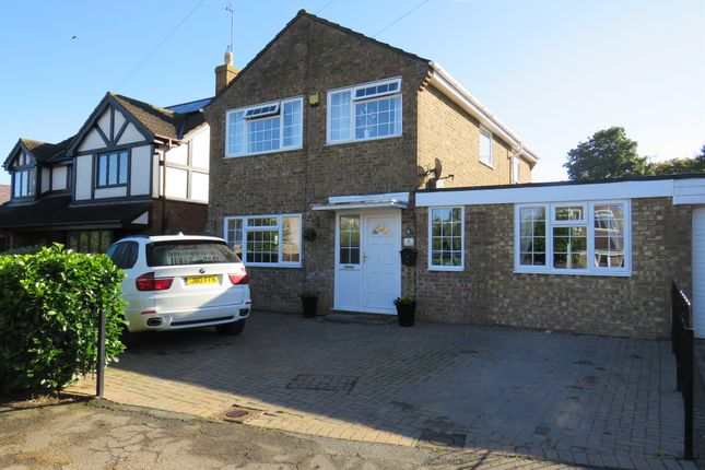 Thumbnail Detached house for sale in Carlow Road, Ringstead, Kettering