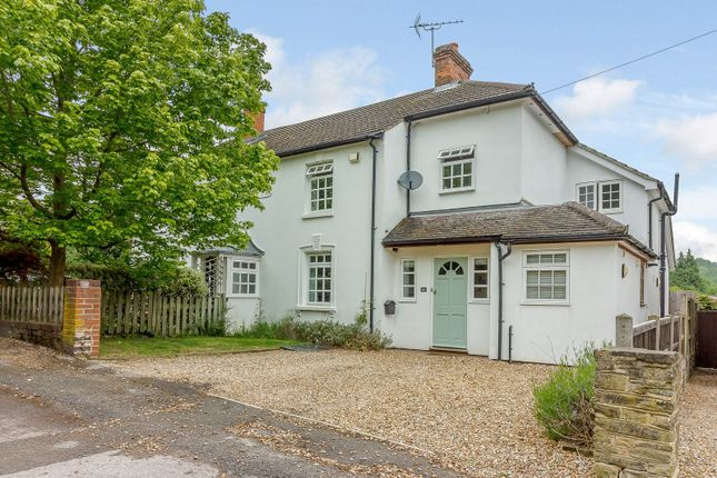Thumbnail Semi-detached house for sale in School Lane, Lower Bourne, Farnham