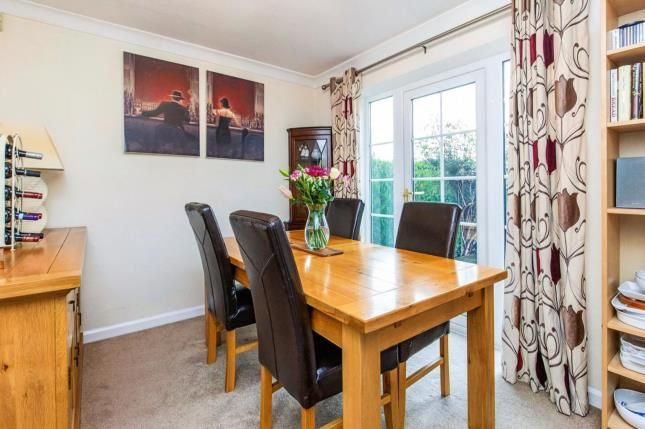 Dining Room of Meadow Court, Scruton, North Yorkshire DL7