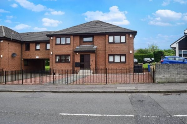 Thumbnail Flat for sale in Lintongate, Hareleeshill Road, Larkhall