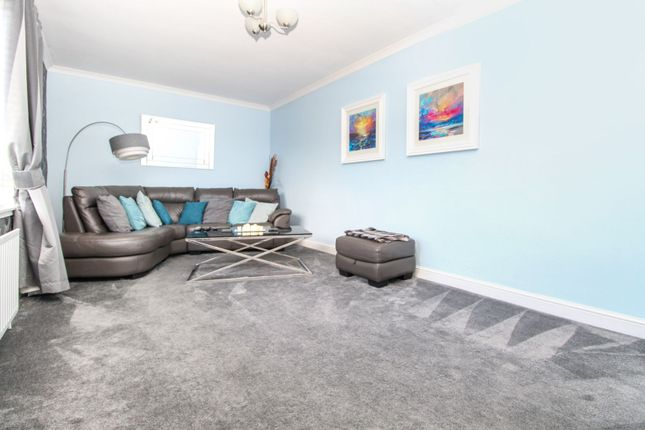 Lounge of Ross Crescent, Aberdeen AB16
