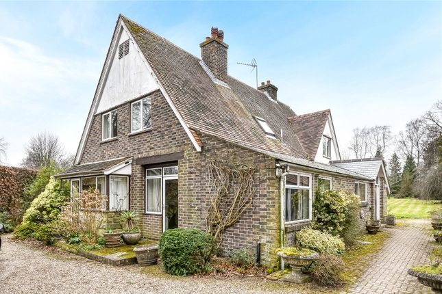 Thumbnail Detached house for sale in Beech Green Lane, Withyham, Hartfield, East Sussex