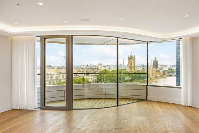 Thumbnail Flat to rent in The Corniche, 20 Albert Embankment, South Bank
