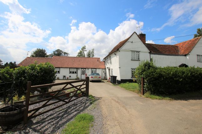 Thumbnail Semi-detached house for sale in Bannister Green, Felsted, Dunmow