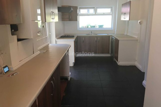 Thumbnail End terrace house to rent in Caernavon Way, Rumney