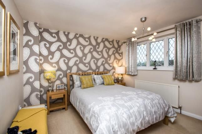 Bedroom One of Cordwell Close, Castle Donington, Derby, Leicestershire DE74
