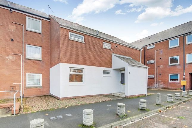 Thumbnail Terraced house for sale in Dove Court, North Shields