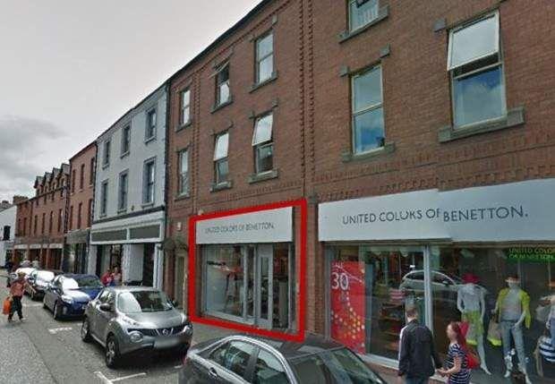 Thumbnail Retail premises to let in Ballymoney Street, Ballymena, County Antrim