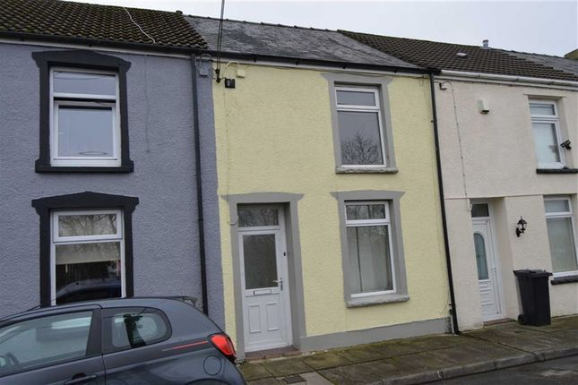 Thumbnail Terraced house to rent in Ivor Terrace, Dowlais, Merthyr Tydfil