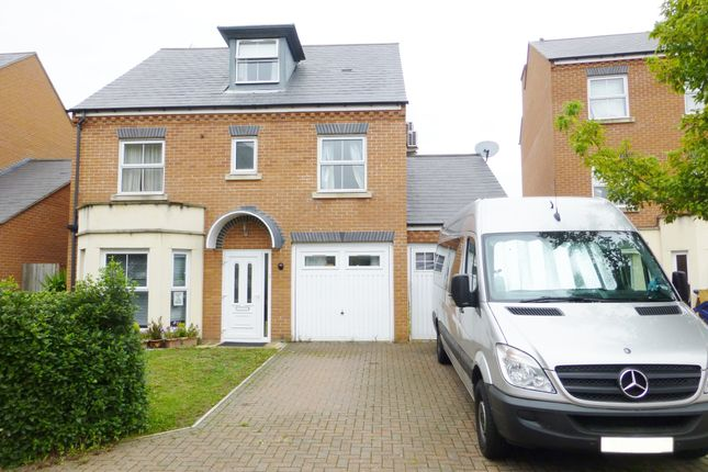 Thumbnail Detached house for sale in Sudbury Town, Wembley