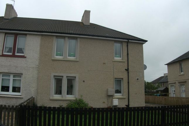 Thumbnail Flat to rent in Brooklyn Place, Wishaw