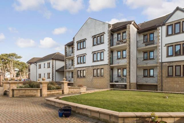 Thumbnail Flat for sale in Bowen Craig, Largs, North Ayrshire