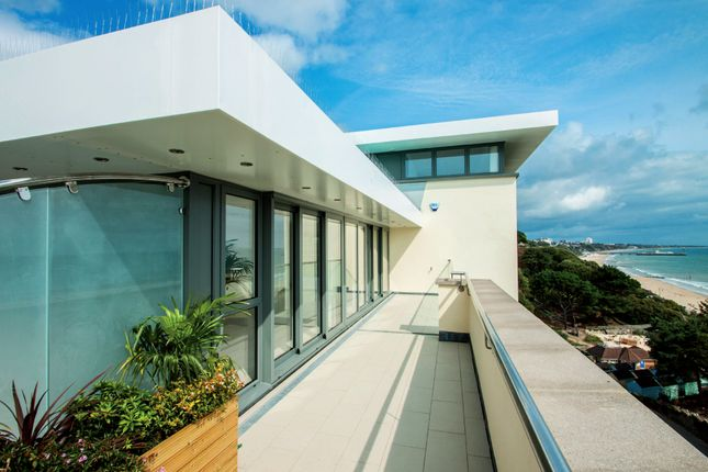 Thumbnail Flat for sale in Studland Road, Westbourne, Bournemouth